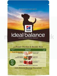 Hill's Ideal Balance Canine Adult Chicken and Brown Rice